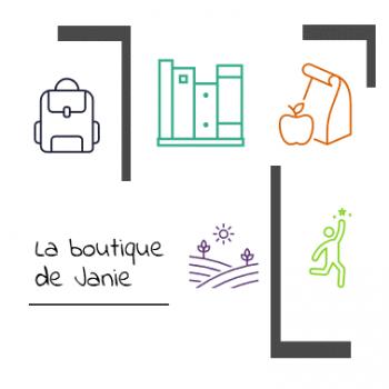 La boutique de Janie