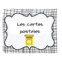 Cartes postales sur le Canada ou autre pays