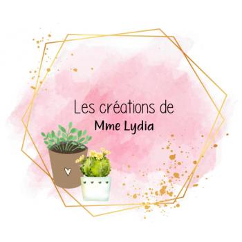 Les créations de Mme Lydia