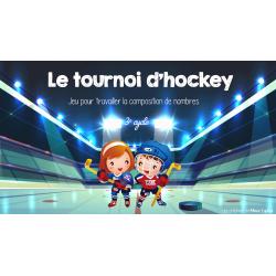 Le tournoi d'hockey