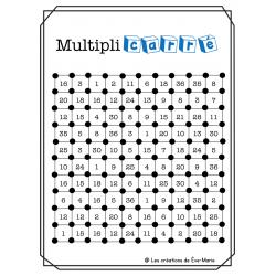 Multiplicarré