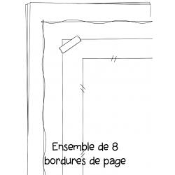 Bordures de page minimalistes