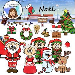 Clipart - Noël