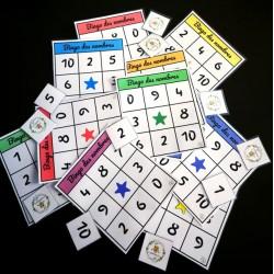 Bingo des chiffres