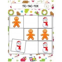 Tic-Tac-Toe : Noël