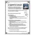 L'apprenti humain