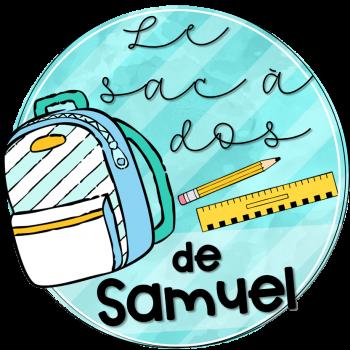 Le sac à dos de Samuel