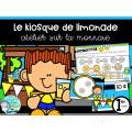Le kiosque de limonade - Atelier sur la monnaie