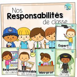 Les responsabilités de classe