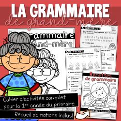 Ensemble - La grammaire avec grand-mère