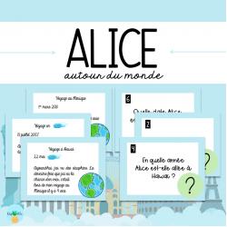 Alice autour du monde - inférence
