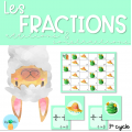 Ensemble d'ateliers - fractions