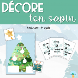 Décore ton sapin - additions