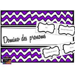 Domino des pronoms