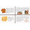 Cartes à tâches - pourcentages, rabais et taxes
