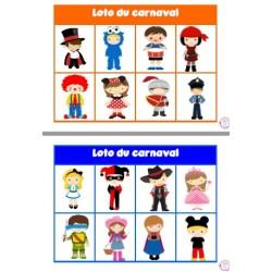 "Carnaval ""Je me déguise"""