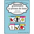 Nouvelle grammaire - Phrases de base