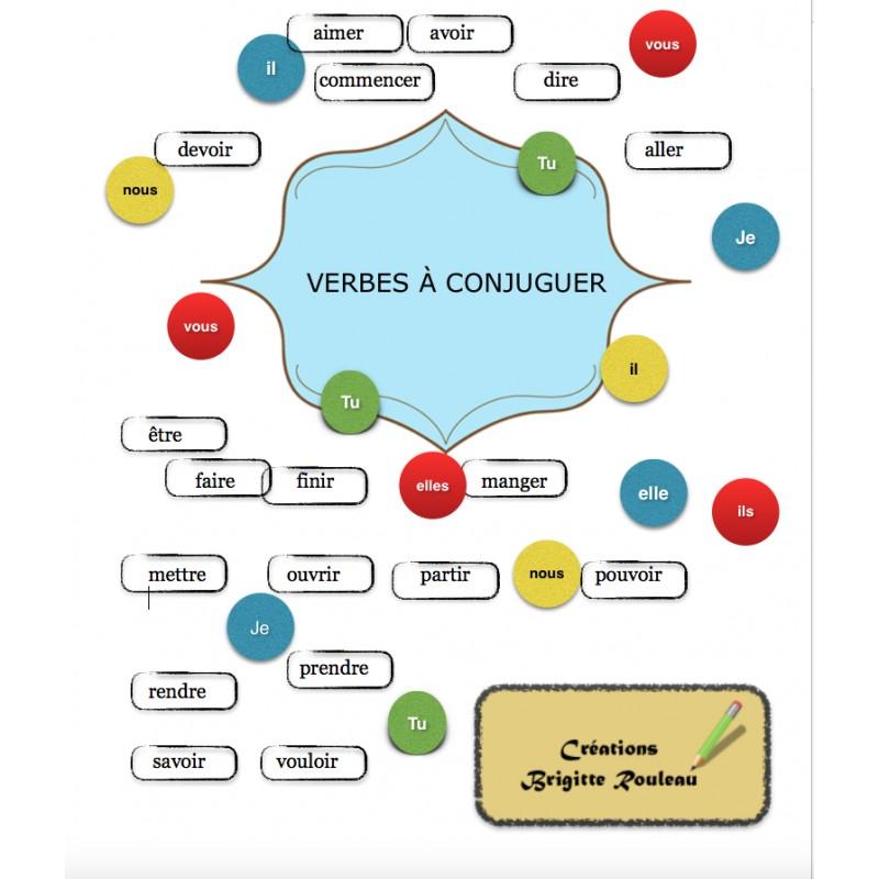 Verbes A Conjuguer