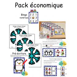 PACK économique hiver