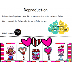 Reproduction st-valentin