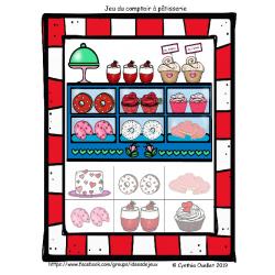jeu de table st-valentin