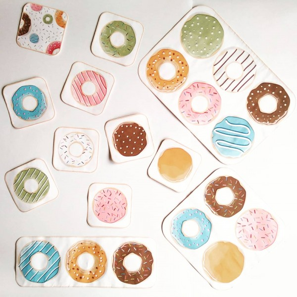 DONUT'S PARTY