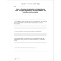 Évaluation récapitulatives sciences - 3e cycle