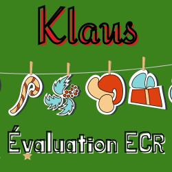 ECR - Évaluation sur le film ''Klaus''