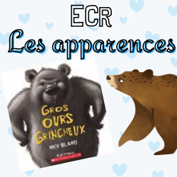 ECR - Gros ours grincheux - Les apparences