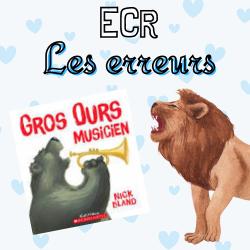ECR - Gros ours musicien