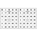 Bingo mathématique