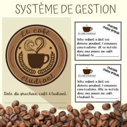 Café étudiant - Gestion