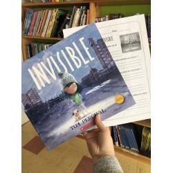 Invisible - Littérature jeunesse