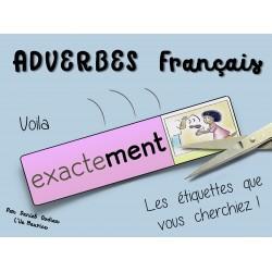 Adverbe Français Flashcards