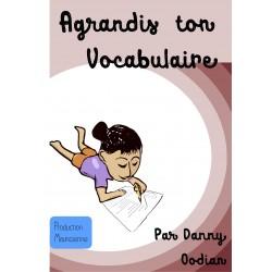 Vocabulaire agrandi