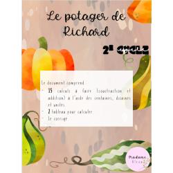 Duo économique « Richard », 2e cycle
