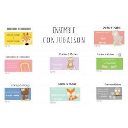 Ensemble conjugaison