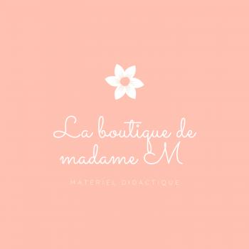 La boutique de madame M