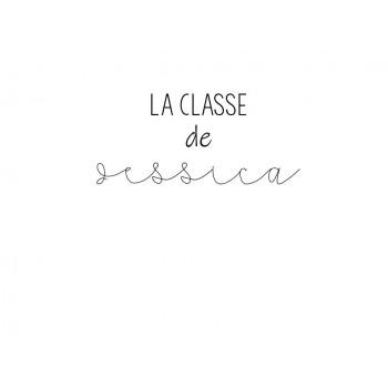 La classe de Jessica
