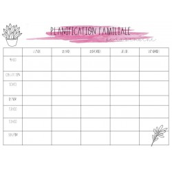 planification familiale