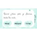Passé, présent ou futur?
