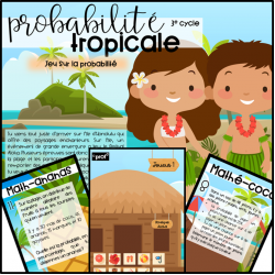 Probabilité tropicale