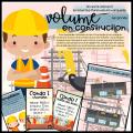 Volume en construction-6e année