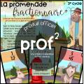 Promenade fractionnaire