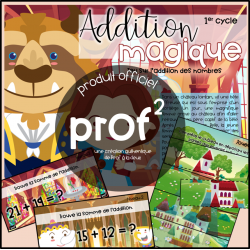 Addition magique-1er cycle
