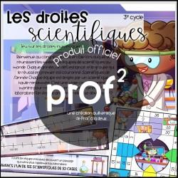 3E CYCLE- Les droites scientifiques