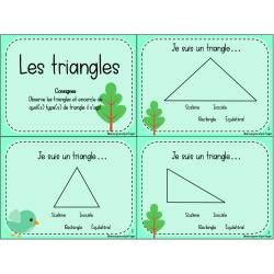 Les tri-angles