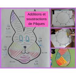 Échantillon-Additions de Pâques