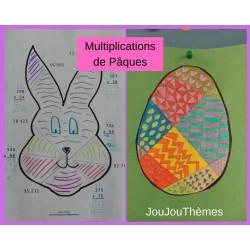 Échantillon-Multiplications de Pâques