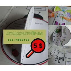 Cahier interactif-INSECTES